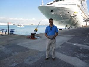 Palma di Maiorca Assistenza nel porto