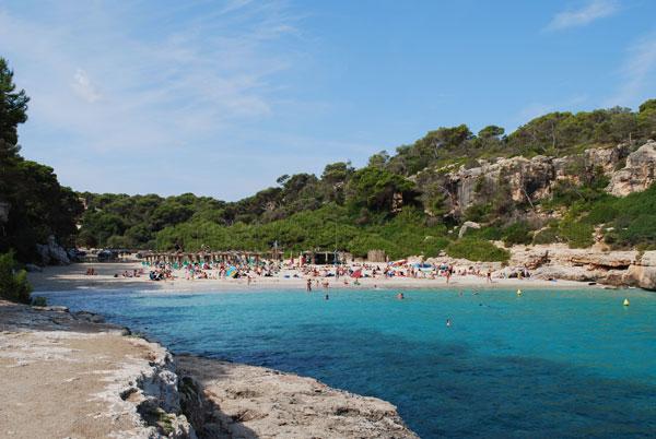 Visitare Maiorca spiagge Cala-Llombards
