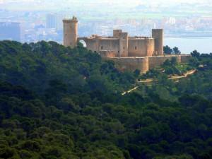 Maiorca da visitare Castello di Bellver visita di Palma