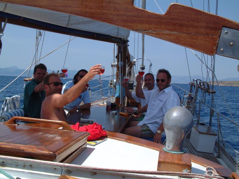 Mallorca Sail boat
