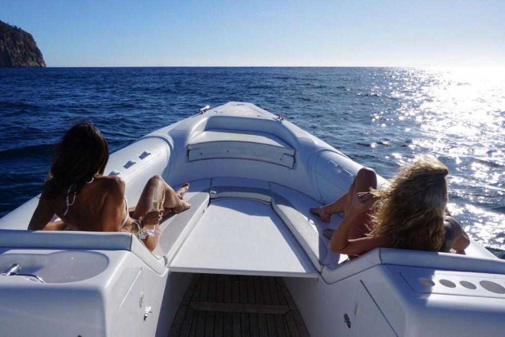 Majorca private boat