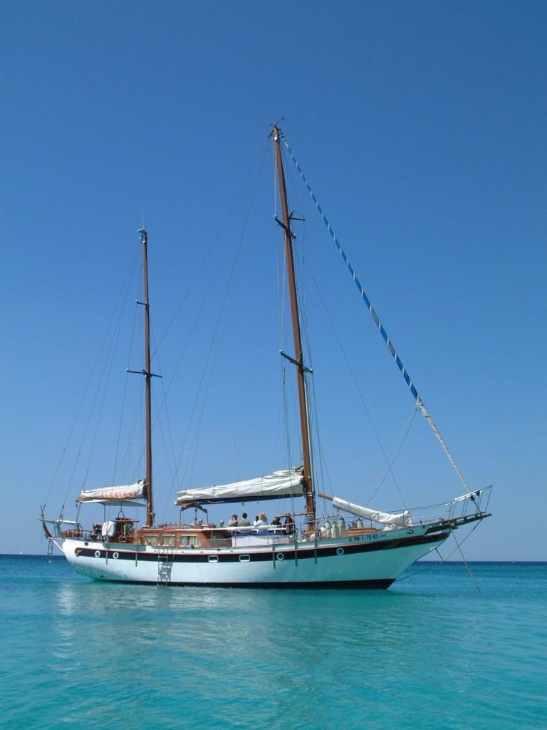 Mallorca private sailing boat tour