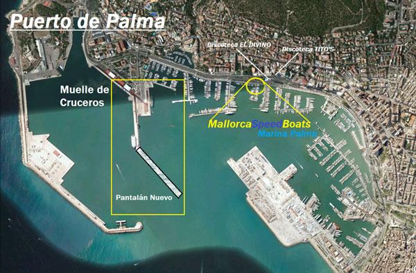 Localizzazione Mallorca-speed-boats