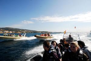 Mallorca-speed-boats-escursione