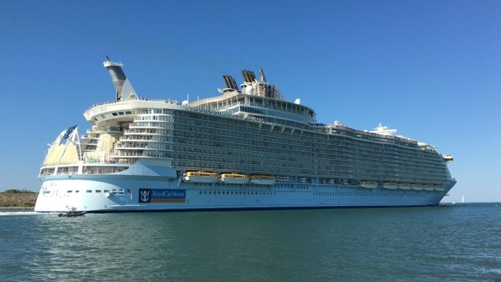 Oasis of the Seas, tour suggested