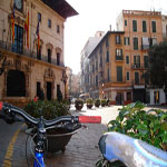 Palma in bicicletta