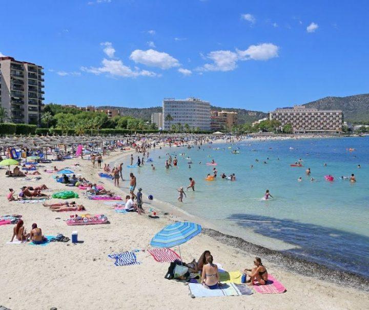 Palmanova beach, tours
