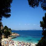 Plage de Illetas Mallorca