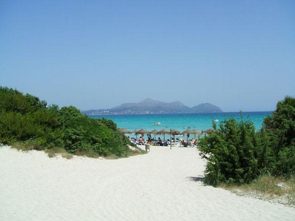 visitare Maiorca spiaggia-de-Muro-Maiorca