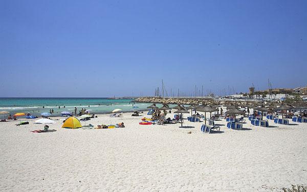 Sa Rapita visitare Maiorca spiaggia