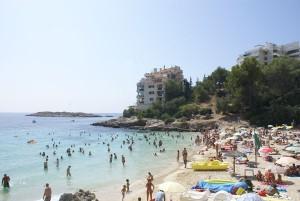visitare Maiorca spiaggia Illetas