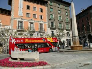 Palma di Maiorca bus turistico